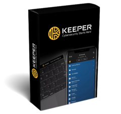 keeper-password-manager Product Box