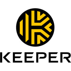 keeper-password-manager Logo